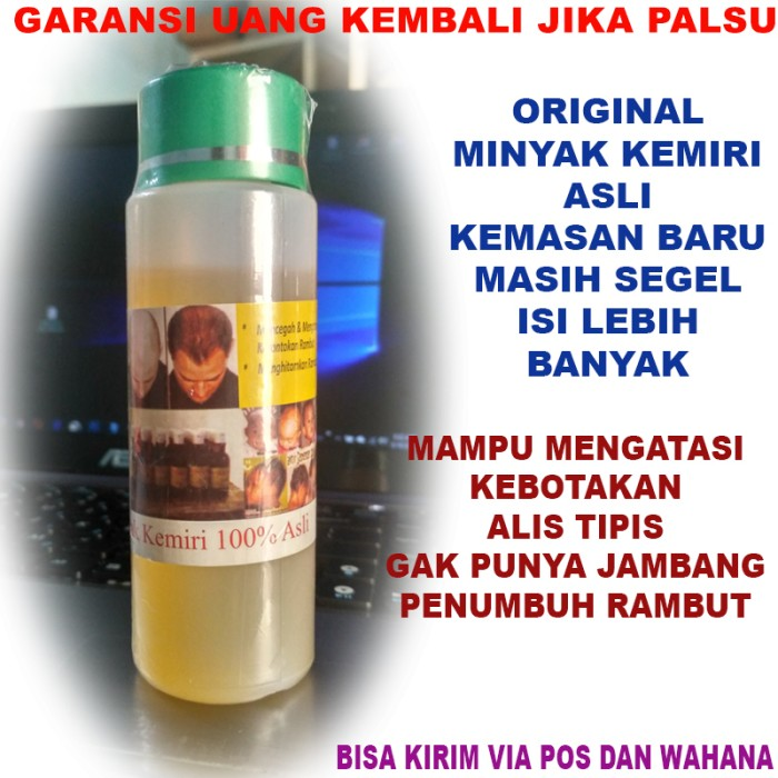 jual minyak kemiri asli /original,kualitas bagus,kualitas sama Warna Minyak Kemiri Yang Bagus