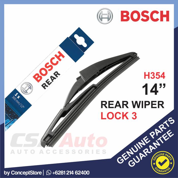 harga Wiper mobil belakang bosch lock 3 size 14 Tokopedia.com