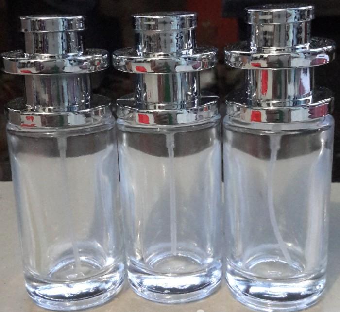 Jual Botol Parfum Catur Silver 20 Ml Spray Kota Depok Avo