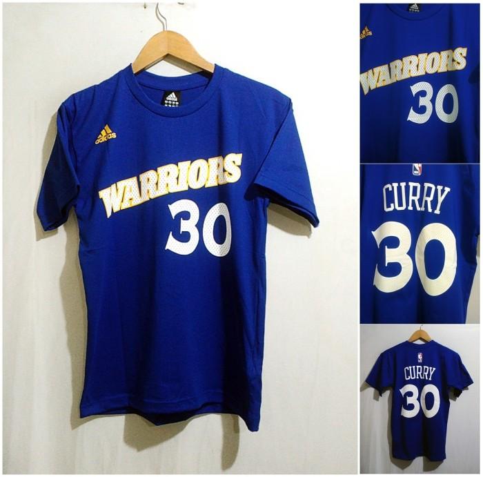timeless design 38753 b0b62 Jual baju kaos basket nba golden state warriors basketball ...