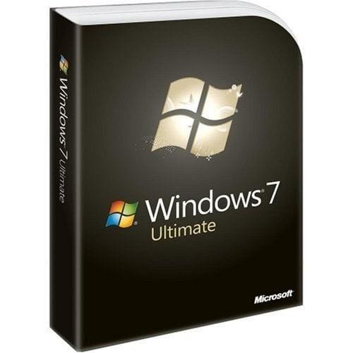 harga License Windows 7 Ultimate Retail Original 32bit/64bit Tokopedia.com