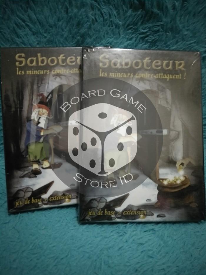 harga Saboteur 1&2 board game Tokopedia.com