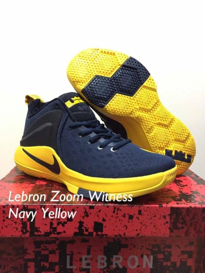 8a0a19fc2787a Jual sepatu basket nike zoom lebron 12 xii low remix grade ori ...