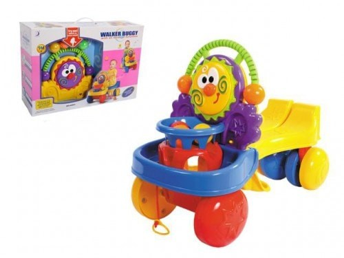 harga Baby walker buggy 2 in 1 - alat bantu belajar jalan bayi Tokopedia.com