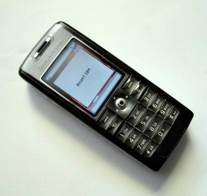 Jual Hp Jadul Sony Ericsson T630 Original Kab Bandung Hpantik