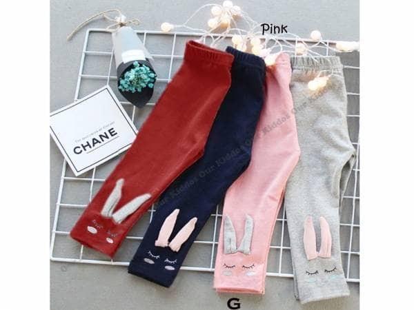 Jual Legging Import Anak Perempuan Pink Bunny A Telinga Panjang Jakarta Utara Kelly Baby Boutique Tokopedia