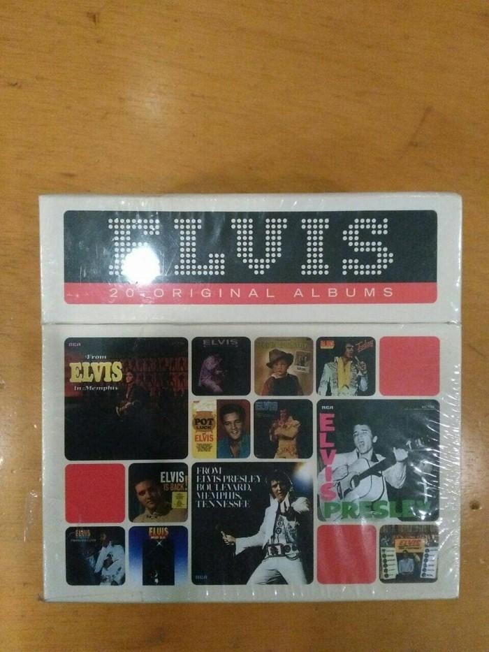 harga Boxset elvis presley 20 original album Tokopedia.com