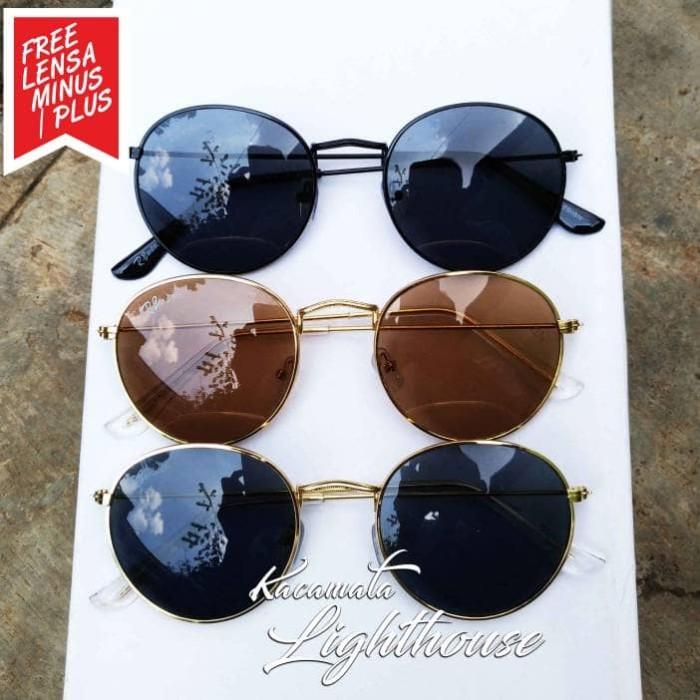 Jual kacamata hitam sunglass minus gaya cewe cowo pria wanita keren ... f60d208aa1
