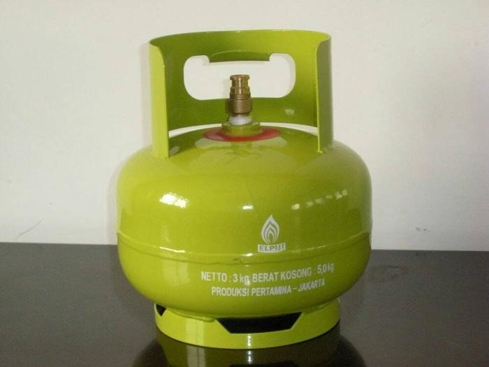 harga Khusus gojek tabung gas elpiji 3kg + isi Tokopedia.com