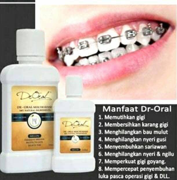 Jual Pembersih Karang Gigi Dan Pemutih Gigi Merk Oral Toko Herbal