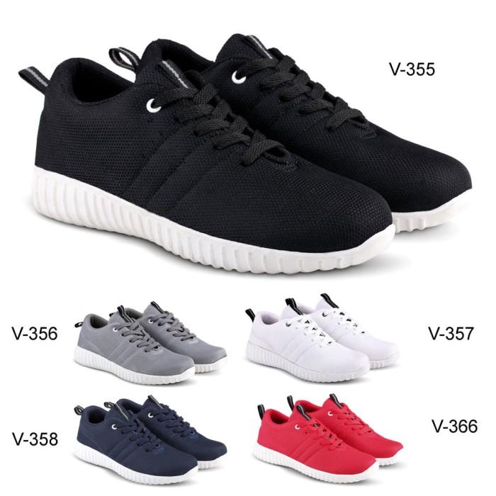 Sepatu Sneakers Kets Kasual Multi Sekolah Kerja Kuliah Olahraga