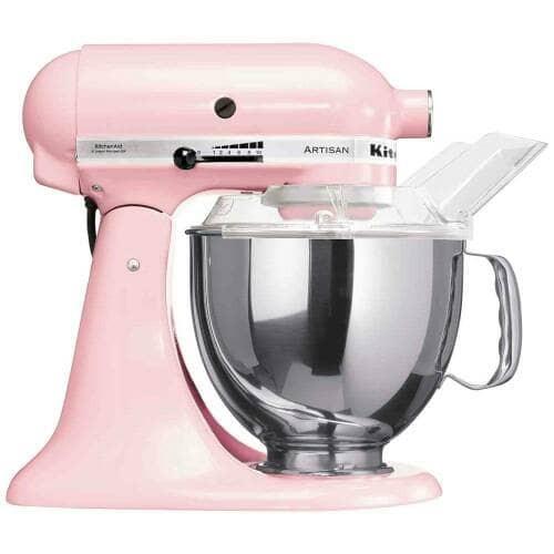 harga Kitchenaid artisan series 4.8 l stand mixer pink 5ksm150psepk Tokopedia.com