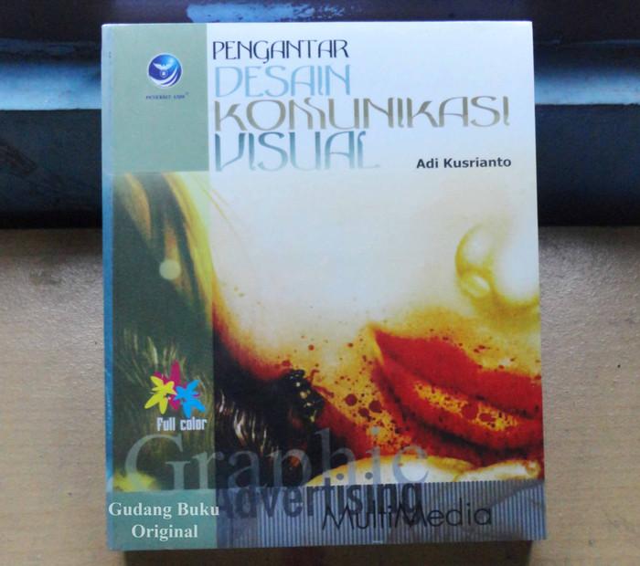 harga Pengantar desain komunikasi visual Tokopedia.com