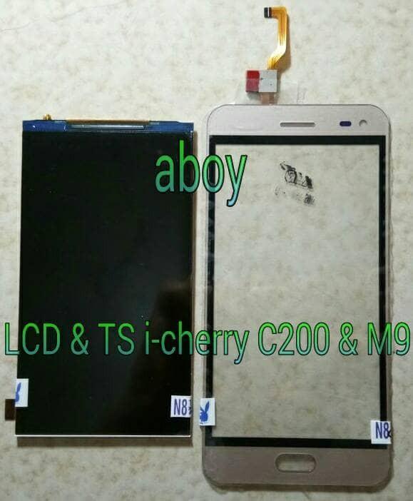 harga Lcd & ts i-cherry c200 & m9 Tokopedia.com
