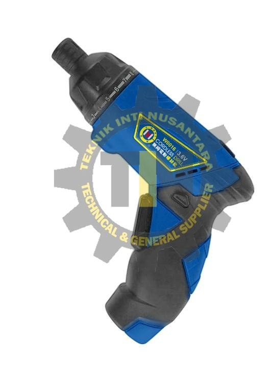 harga C-mart tools cordless drill / bor tangan baterai 3.6v Tokopedia.com