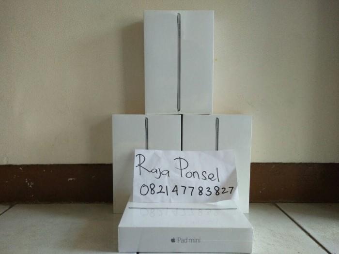 harga Ipad mini 4 cellular + wifi 128gb space gray garansi apple 1 tahun Tokopedia.com