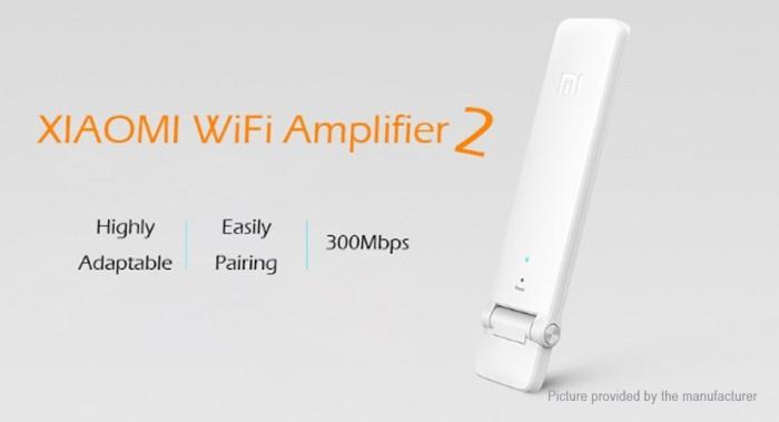 harga Xiaomi mi wifi amplifier 2 white - 2nd generation Tokopedia.com