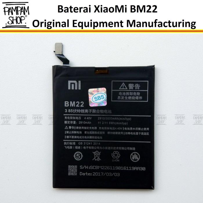 harga Baterai handphone xiaomi mi5 bm22 original oem | bm 22 xiao mi 5 Tokopedia.com