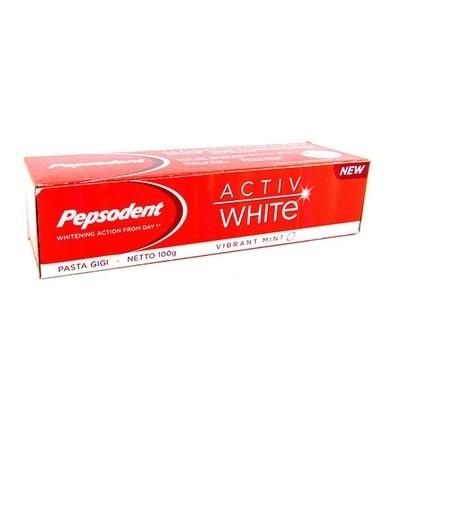 Jual Pasta Gigi Pemutih Pepsodent Activ White Toothpaste 100