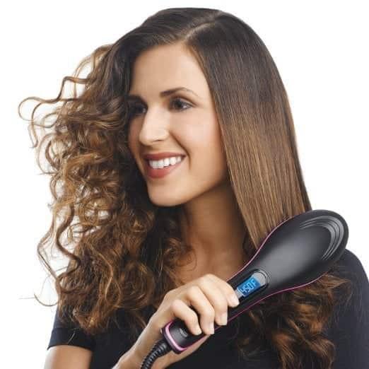 Jual Catokan rambut praktis alat rebonding rambut dilengkapi sisir ... be589a23d1