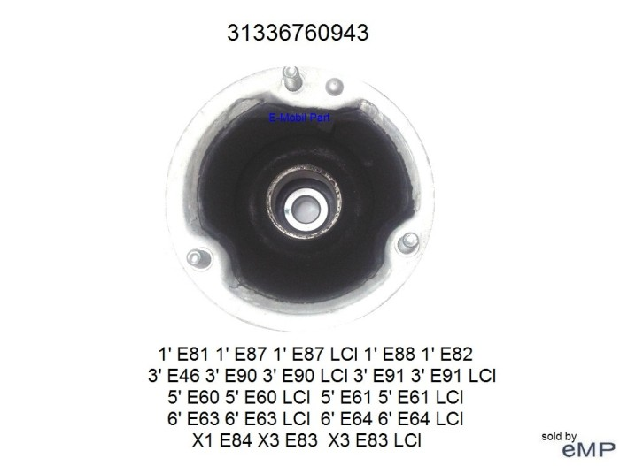 harga Bmw 318i 320i 323 325i e46 e90 support shockbreaker depan 31336760943 Tokopedia.com