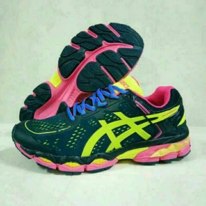 Jual Sepatu Voli Volley Asics Gel Kayano Wanita Women - Tridy Sport ... 3a412a2544