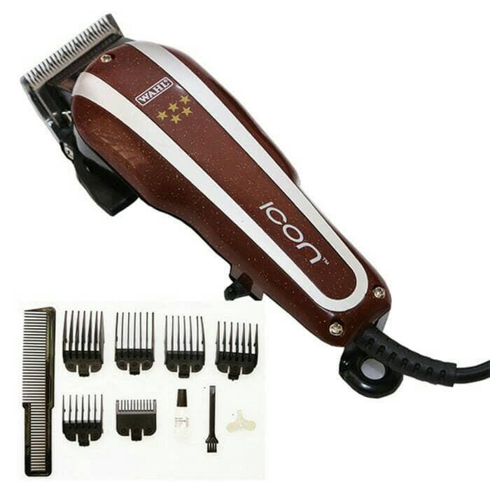 harga Wahl icon 5 star merah - alat mesin cukur rambut Tokopedia.com 60b5962b38