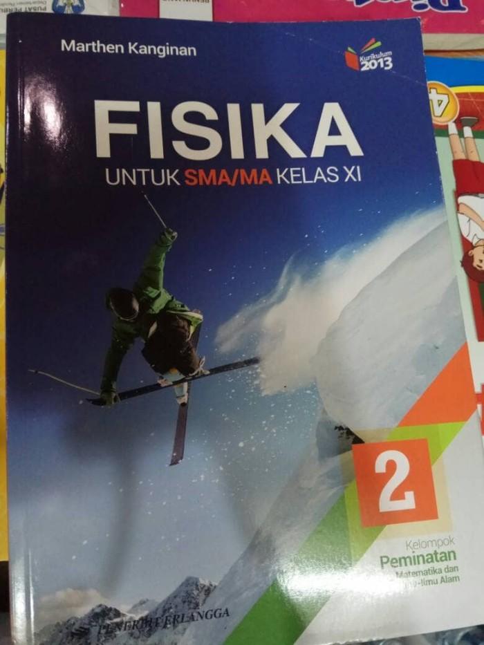 Jual Fisika Kelas Xi Erlangga Revisi Jakarta Timur Toko Buku Jawa Tokopedia