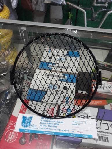 harga Cover lampu grill 5inch japstyle scrambler Tokopedia.com