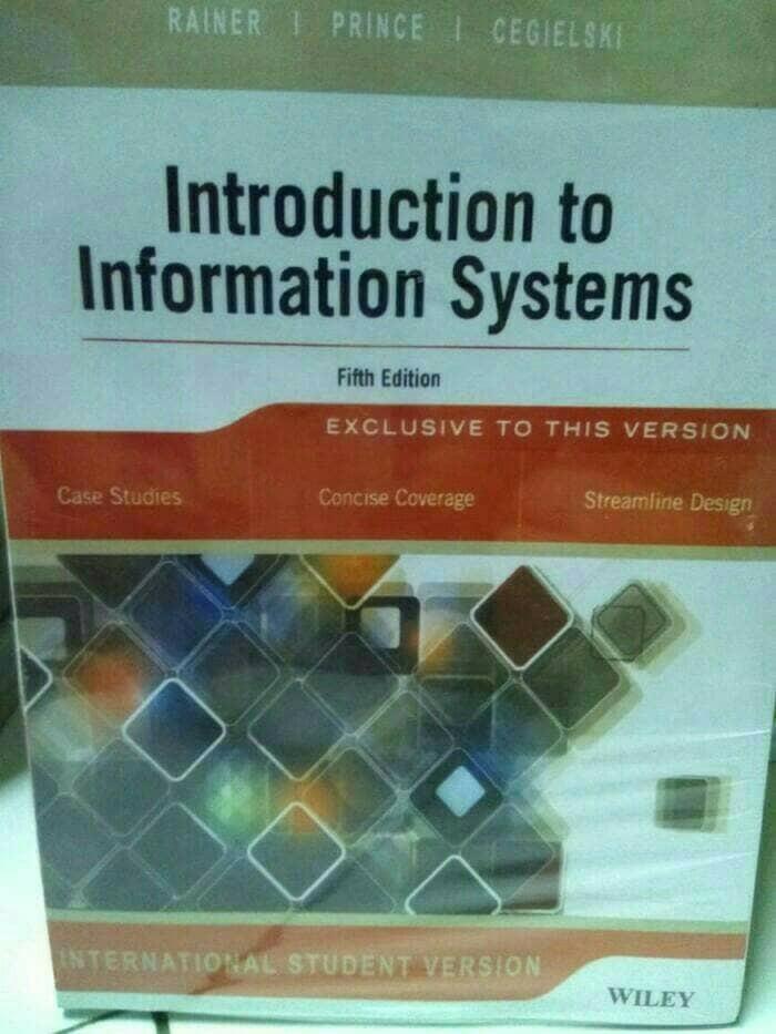 harga Introduction to information system Tokopedia.com