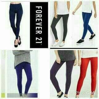 Jual Celana Legging Wanita Khusus Size Besar Forever 21 Jakarta Barat Imanuel Fashion Tokopedia