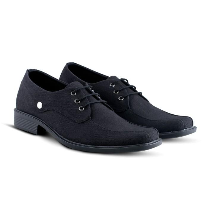 Sepatu Pantofel Pria untuk Kerja Sekolah Kuliah Formal V377
