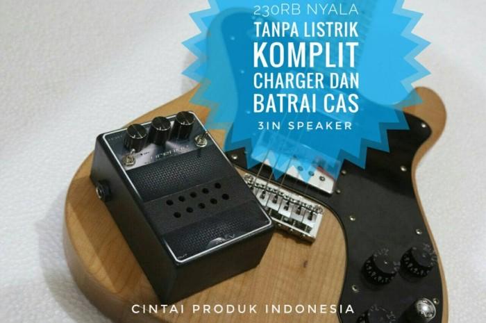 harga Ampli gitar mini portable  alv fireamp hybrid Tokopedia.com