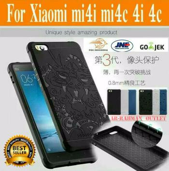 Xiaomi Redmi Mi4i / Mi4s 100% Casing Original Luxury Cocose Dragon Nag