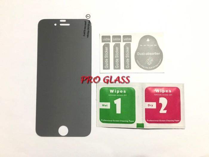 Foto Produk AGSP Iphone 6 /6s Privacy MATTE Anti Spy - Anti Glare Tempered Glass dari Pro Glass