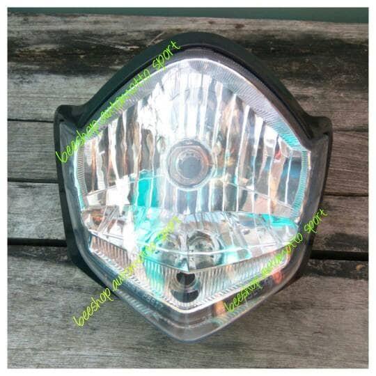 harga Reflektor/kaca/mika tempat lampu dpn motor vixion old Tokopedia.com