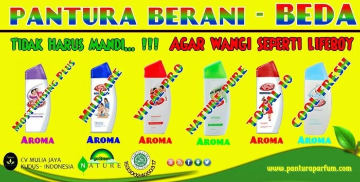 Foto Produk Parfum  body aroma lifebuoy  TOTAL TEN netto 100 ml  dari Kuman Clean Official