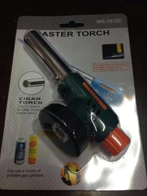 harga Lighter torch ws-7612c tembakan gas pembakar arang burner Tokopedia.com