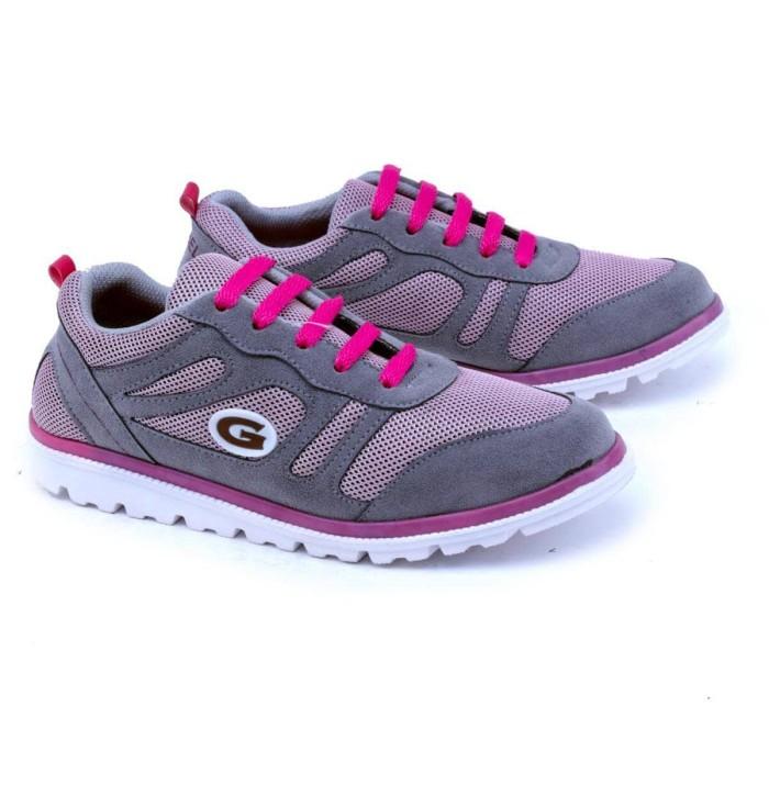 harga Sepatu olahraga / sport / running wanita abu garsel gus 7029 ori murah Tokopedia.com
