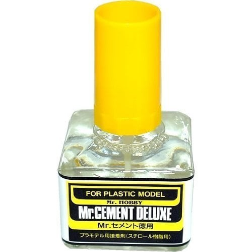 harga Mr. cement deluxe mr hobby cemen glue plastic hobi hoby delux Tokopedia.com