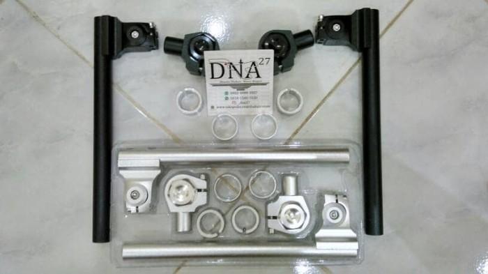 harga Stang jepit adjustable (universal clip on) satria fu / cbr150 / ninjar Tokopedia.com