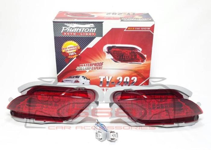harga Lampu stop bemper belakang toyota vios/limo '08 - '13 phantom ty-292 Tokopedia.com