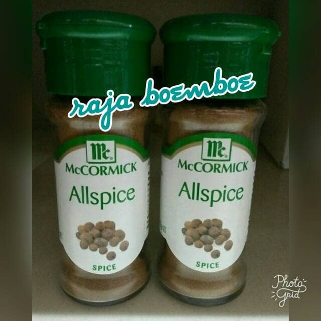 Mccormick allspice spice mc cormick bumbu merica jamaica bubuk