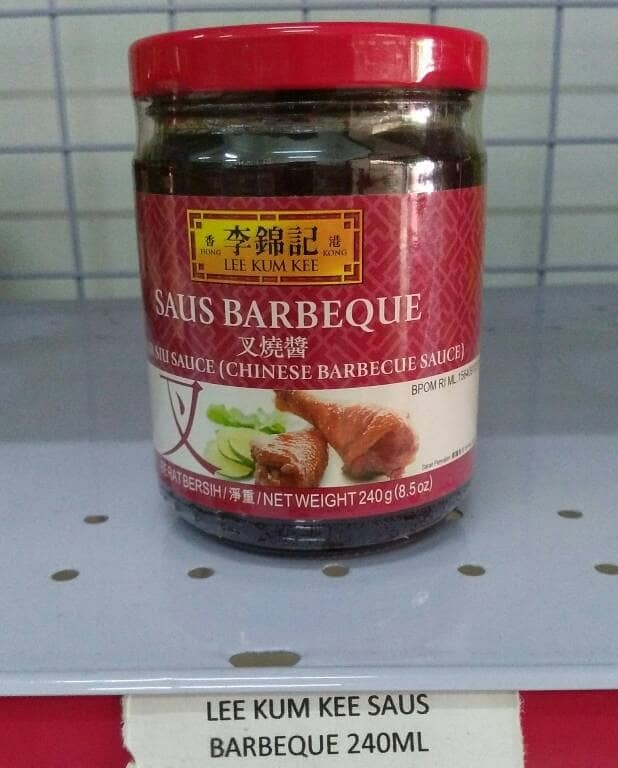 Lee Kum Kee Saus Barbeque (Char Siu Sauce) 240 Gr