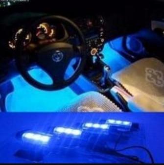 harga Lampu led kolong dashboard dan jok / lampu kolong dashboard biru Tokopedia.com