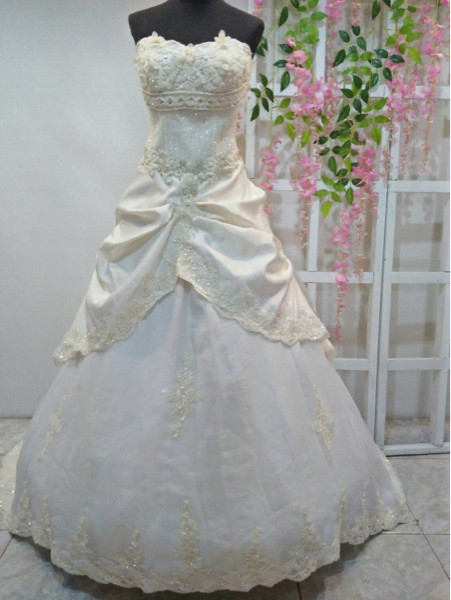 Jual Gaun Pengantin Big Size Big Size Wedding Dress Kota