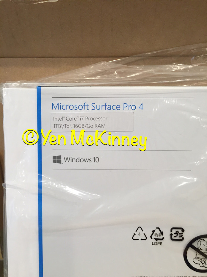 harga Ready stock microsoft surface pro 4 - 1tb / intel core i7 16gb ram Tokopedia.com