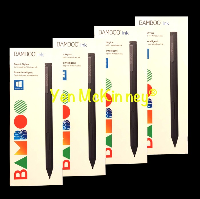 harga Wacom - bamboo ink smart stylus black Tokopedia.com
