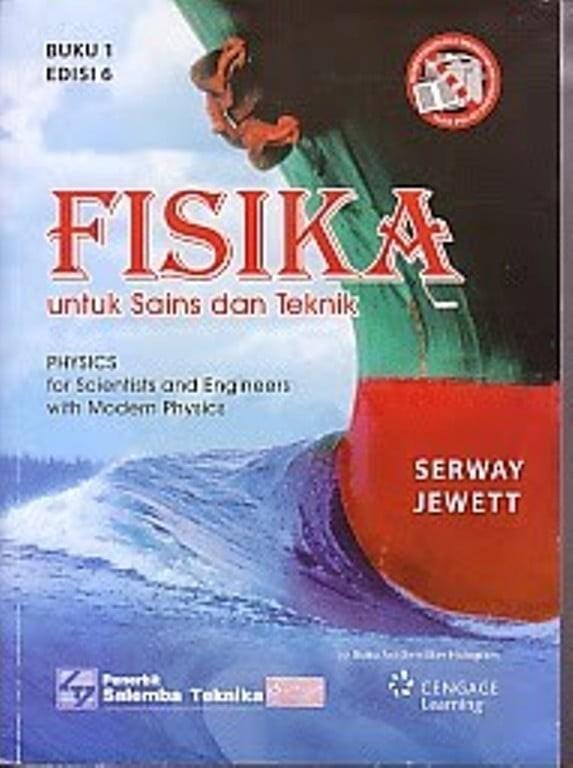 harga Fisika untuk sains dan teknik buku 1 - serway jewett - buku mipa b60 Tokopedia.com