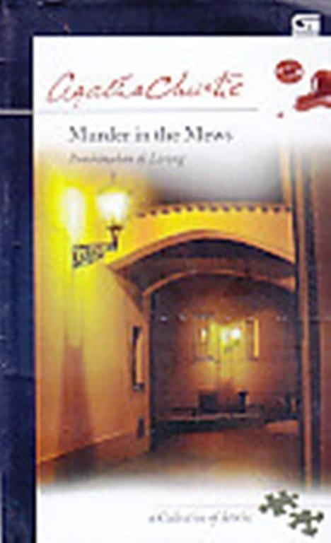 MURDER IN THE MEWS - PEMBUNUHAN DI LORONG - AGATHA CHRISTIE - BUKU NO